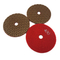4 Inch Concrete Floor Honeycomb Copper Bond Polishing Pad