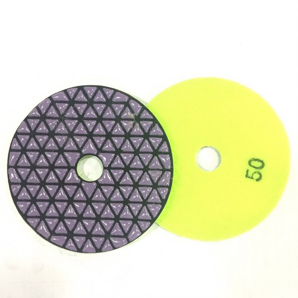 Hot Sale & High Quality Resin Flexible Polishing Pads For Dry Use