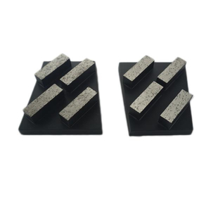 4 Segments Concrete Trapezoid Metal Bond Diamond DMY-AU01
