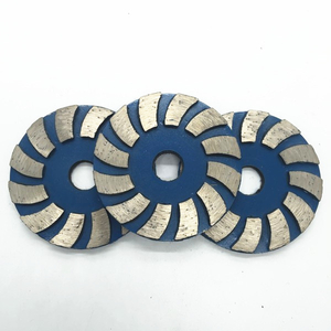 4'' Diamond Grinding Pads For Floor Polishing Machine