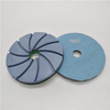 4 Inch Edge Polishing Pad with Velcro Back